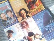 коллекция видео Коллекция видеокассет в приличном состоянии,   250-300шт. , все