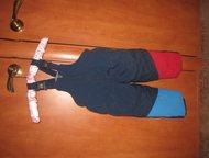 Детский комбинезон Детский зимний комбинезон. возраст 3-4 года.