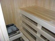 Установка сауны в квартире в Тюмени Сауна в квартире – мечта каждого любителя са
