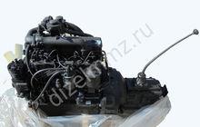 Дизельный двигатель на ГАЗ-66 с КПП