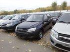 Фотография в Авто Продажа новых авто LADA Granta седан, 2015 г. , новый   1. 6 в Тольятти 345000