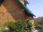 Фото в Загородная недвижимость Продажа дач Дом с мансардой из оцилиндрованного бревна, в Тольятти 3000000