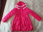 Просмотреть фотографию  Пальто для девочки 6-8 лет 68417059 в Тольятти