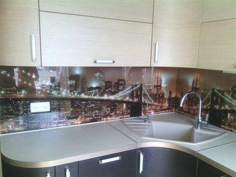 Уникальное фотографию Кухонная мебель стеклянные фартуки на кухню скинали 33561901 в Тольятти
