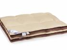 Фотография в Мебель и интерьер Разное Теплое пуховое одеяло кассетного типа из в Томске 4590