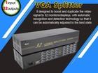 Скачать фото Разные компьютерные комплектующие Сплиттер-Разветвитель VGA на 32 монитора (1 вход - 32 выхода), активный, 450 МГц 54532273 в Томске