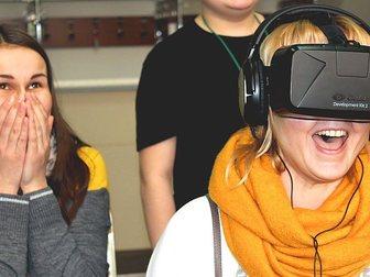 Просмотреть фото Развлекательные центры VR Party Виртуальная реальность в Томске 33646572 в Томске