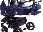 Увидеть фото Детские коляски Коляска для двойни Dor Jan 32301069 в Туле
