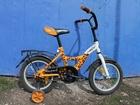 Фото в   Продается велосипед детский с доп. колесами, в Туле 3000