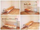 Увидеть изображение  Продаются кровати металлические армейского типа, 37407515 в Туле