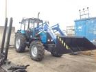 Увидеть фотографию Спецтехника Трактор МТЗ (Беларус) 1221, 2 68141321 в Туле