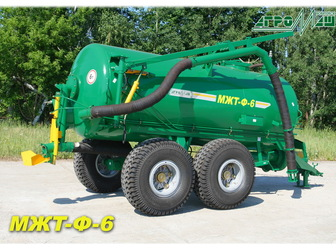 Новое фото Спецтехника Машины для внесения жидких органических удобрений 68497531 в Туле
