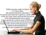 Требуются менеджеры для работы в соц, сети Требования:  •наличие и владение ком