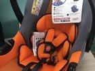 Автолюлька Siger 0-13кг оранжевая