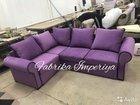 Угловой диван в стиле Прованс от фабрики