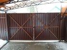 Ворота металлические 3.6м