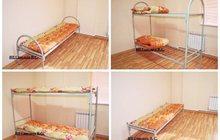 Кровати металлические армейского образца