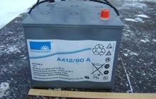 АКБ гельевый 90а/ч для аппаратуры