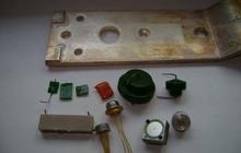 Серебро контактное техническое