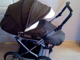 Просмотреть изображение Детские коляски Продаю коляску Jedo Bartatina Plus Classic 2в1 32712223 в Твери