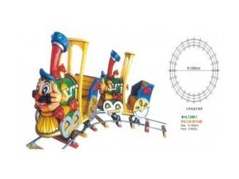 Свежее изображение  паровозик на рельсах HL1088-1 37223181 в Твери
