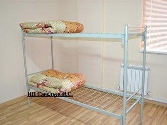Уникальное фото Строительные материалы Предлагаем железные кровати собственного производства, 37273758 в Твери
