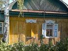 Изображение в Загородная недвижимость Загородные дома Дом бревенчатый, 45 кв. м, в центре п. Тан в Уфе 700000