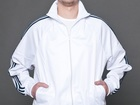 Уникальное изображение Женская одежда Спортивный костюм КС мужской белый с синим 36787687 в Уфе
