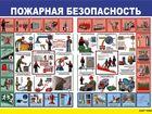 Новое фото Разное Стенд Противопожарный инструктаж (480А-06) 62171673 в Уфе