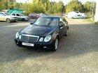 Mercedes-Benz E-класс 1.8AT, 2007, 220000км