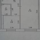 Уютная, чистая однокомнатная квартира
