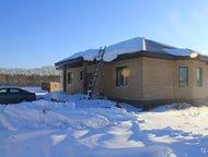 Продается коттедж в п, Таптыково 1-этажный коттедж 140 м² (кирпич) на у