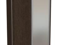 Шкаф-купе Продаем шкафы-купе стандартных размеров от 1, 2 м-2, 4 м, производство