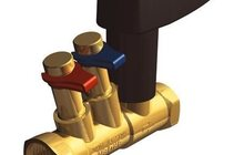 Клапаны балансировочные