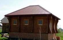 GreenManor - дома из дерева под ключ