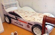 Кровать машина Advesta
