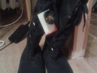 Скачать бесплатно foto Женская обувь Сапоги 41 размера 32512095 в Уфе