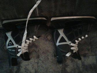 Новое изображение Другие спортивные товары коньки хоккейные 33240907 в Уфе