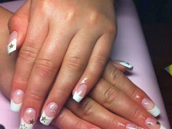 Свежее фотографию  Покрытие гель лаком ,наращивание ногтей,волос (опыт 6 лет) 35333141 в Уфе