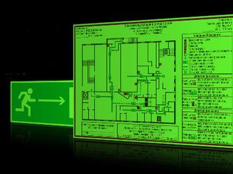 Увидеть изображение Разное План эвакуации ГОСТ собственное производство 62153570 в Уфе