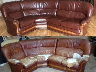 Смотреть foto  Перетяжка мебели Сборка мебели 68052042 в Уфе
