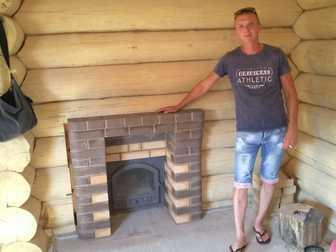 Скачать изображение  Печник-Каменщик Уфа, Строительство банных печей из кирпича, 71007631 в Уфе