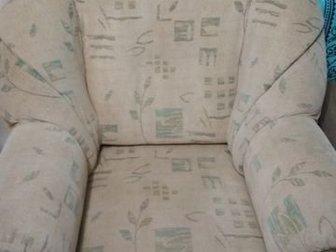 кресло с ящиком, самовывоз, в отличном состоянии в Уфе