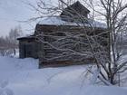 Увидеть фото  Бревенчатый дом на фундаменте, в жилой деревне на берегу Волги, 38564290 в Угличе