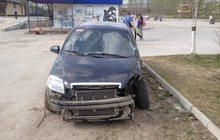 Продам битое Chevrolet Aveo 2009 год