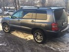 Toyota Kluger 2.4 AT, 2001, 320 000 км