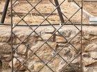 Решетки на окна(из кругляка) - 4шт