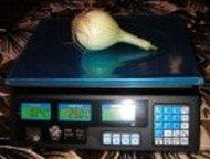 весы электронные торговые до 30 кг Продам весы электронные марки ASC, для магази