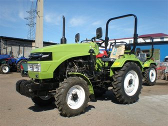 Свежее foto Трактор Минитрактора производства КНР 24342341 в Улан-Удэ