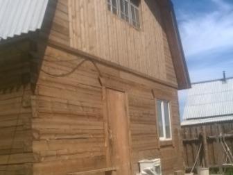 Свежее фото Продажа домов Продам дом ! Сотниково , 950 тыс, руб 39567723 в Улан-Удэ